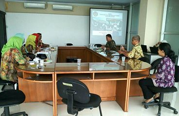 Kunjungan Kerja Bidang Arsip ke Dinas Kearsipan dan Perpustakaan Kabupaten Bogor