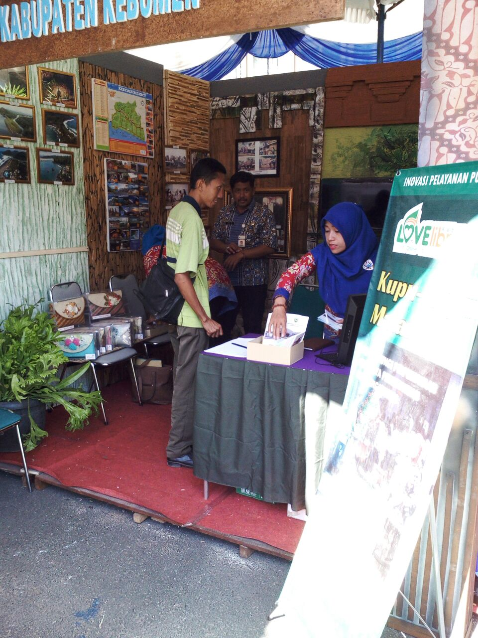 Website Dinas Kearsipan dan Perpustakaan Daerah Kabupaten ...