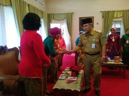 Penilaian Lomba Lembaga Kearsipan Daerah (LKD) dan Lomba Tertib Arsip Desa (TAD) Tingkat Provinsi Jawa Tengah